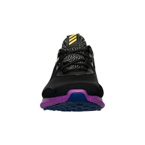 2ecbf22b22e54 adidas alphabounce black gold purple 3