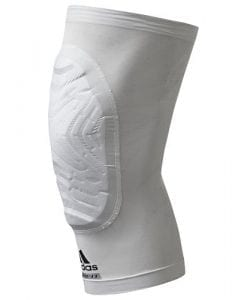Adidas Graphic Knee Pad White