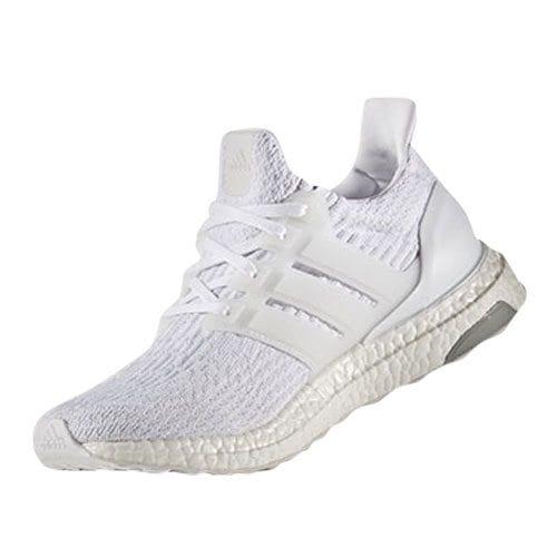 Adidas Ultraboost Triple White Side