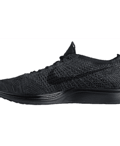 Flyknit Racer Triple Black 2