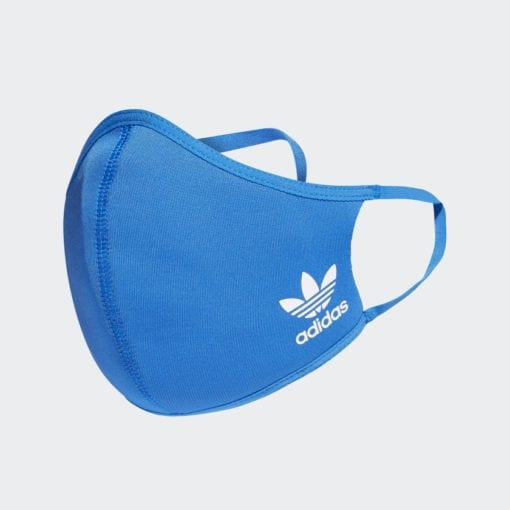 Adidas Face Cover Baby Blue